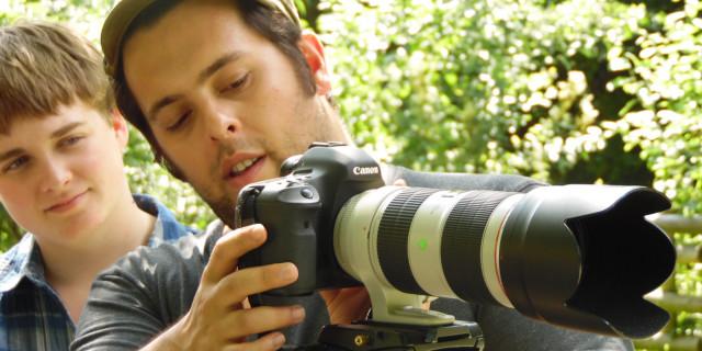 Impressions filmmaking workshop