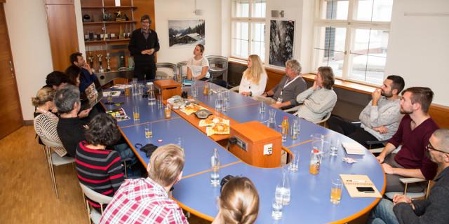 Impressionen Meet&Greet Cine Tirol