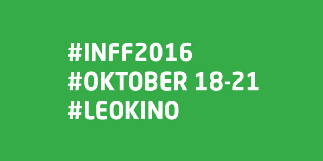 INFF 2016: 18. – 21. Oktober