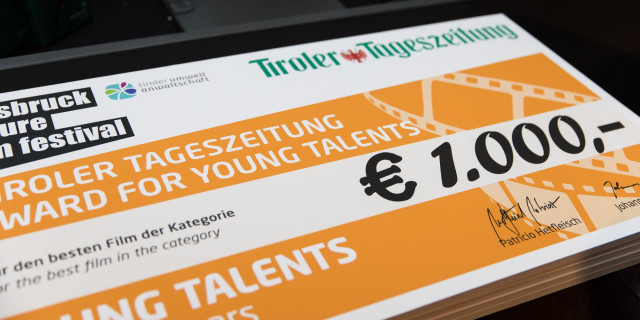 Young Talents: Online-Voting