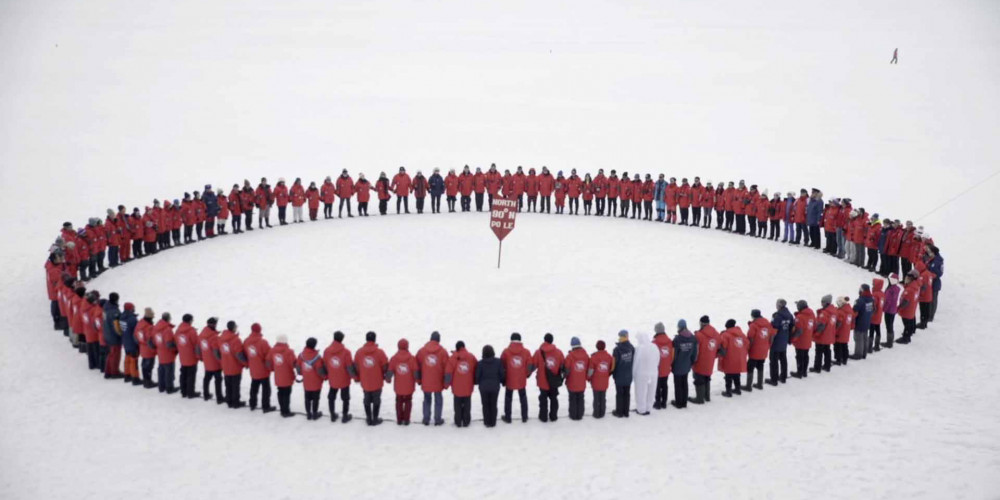 THE FIGHT FOR THE ARCTIC + INVISIBLE BLANKET