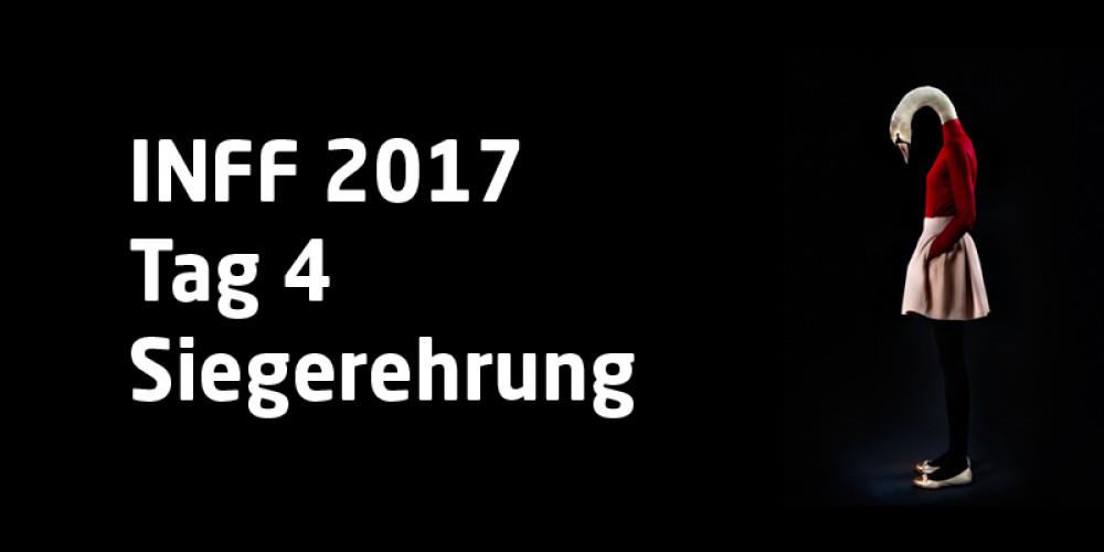 INFF 2017 – Tag 4: Siegerehrung