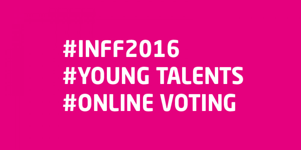 Young Talents – Online Voting