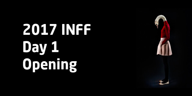 2017 INFF – Day 1: Opening